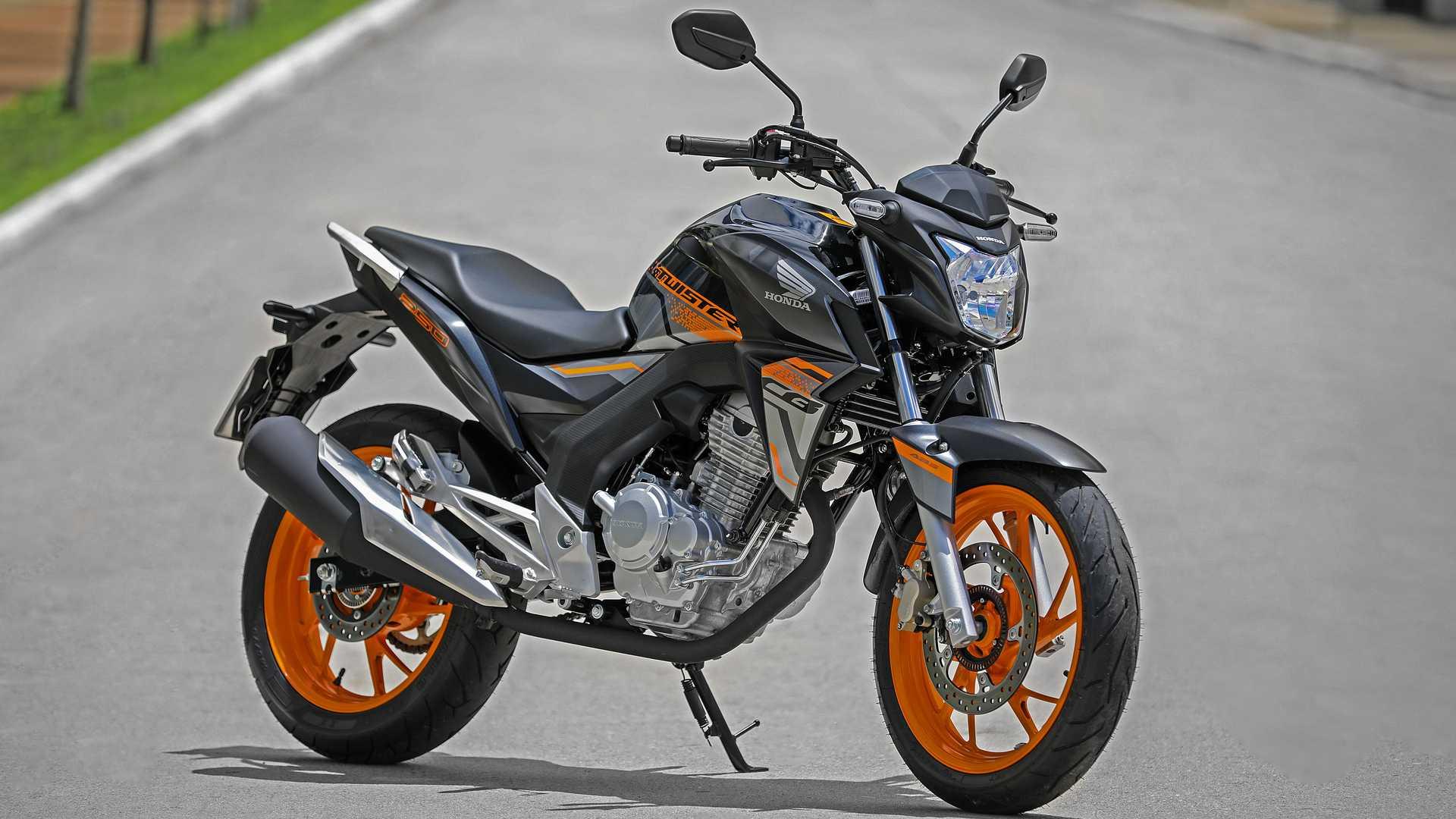Honda CB 250 Twister SE 2020 é lançada e chega às lojas