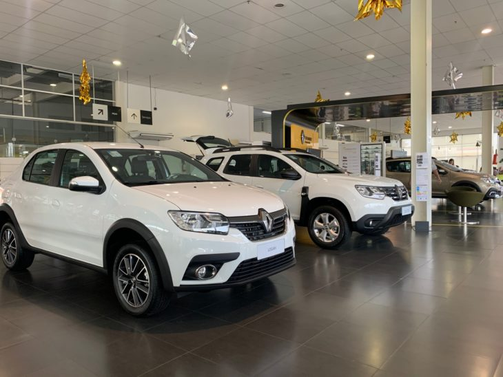 Renault Regence