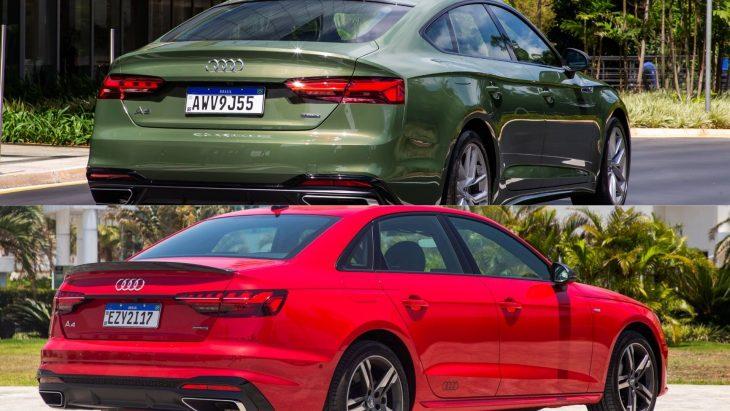 Audi A4 e A5