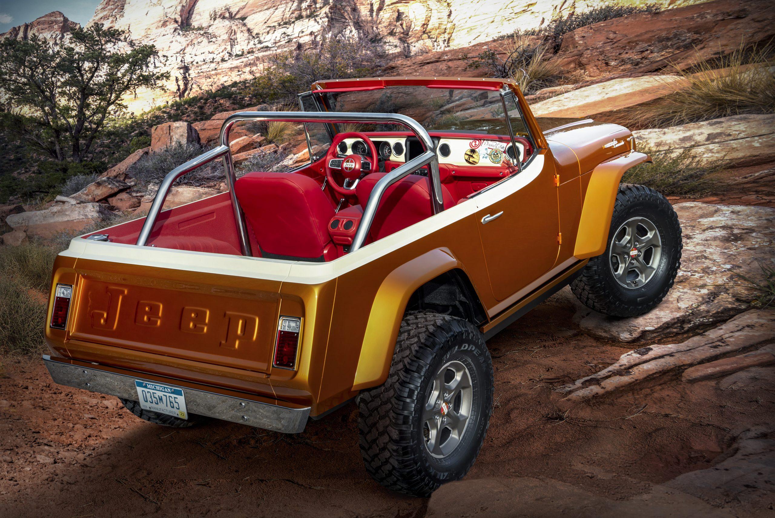 Jeep East Safari