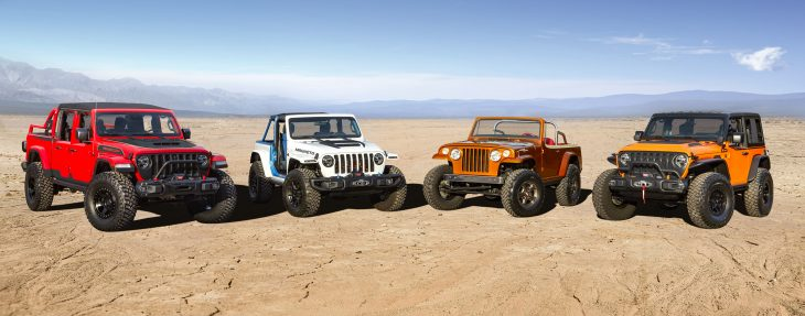 Jeep East Safari