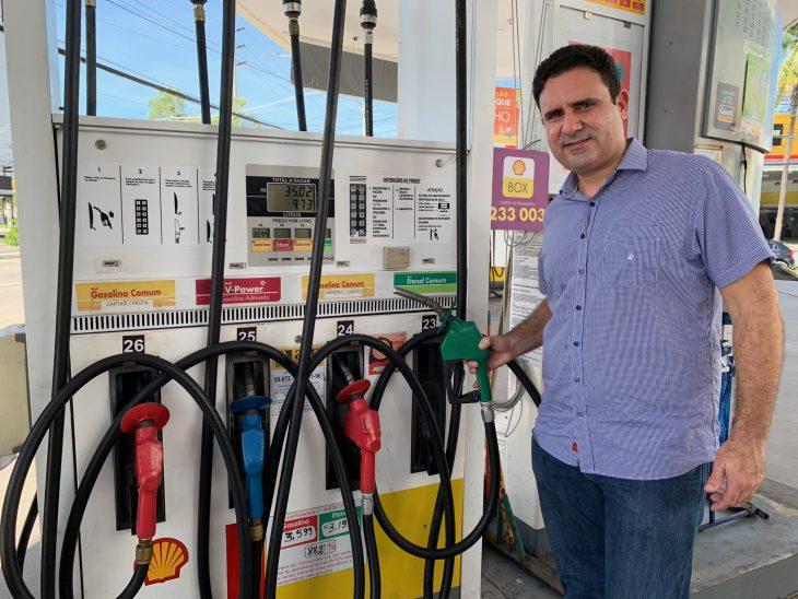 Eimar Moraes tem algumas dicas para economizar combustível