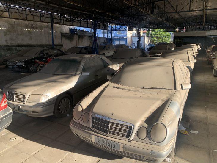 carros de luxo antigos