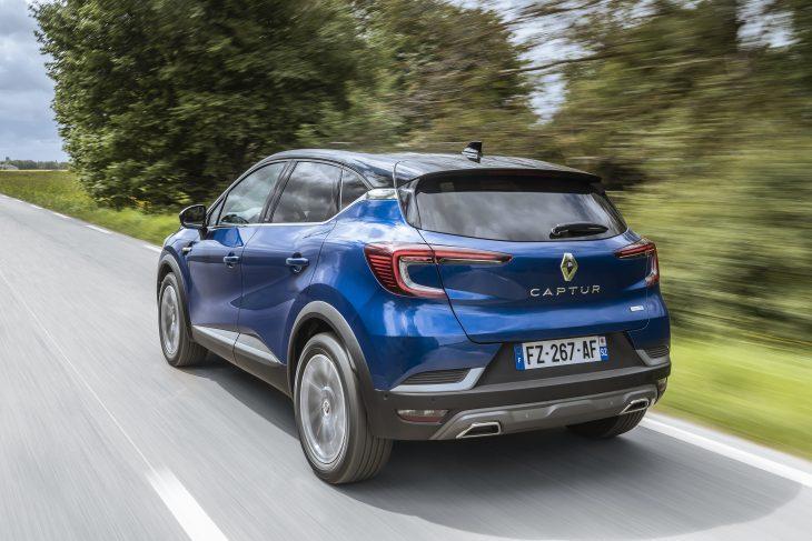 Renault Captur europeu