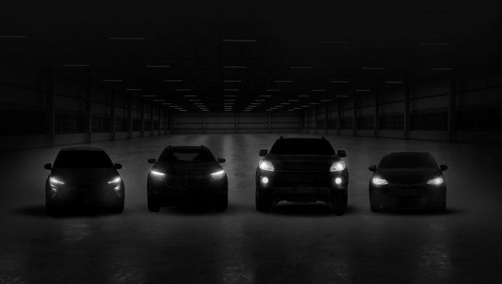 Chevrolet anuncia 4 lançamentos no Brasil