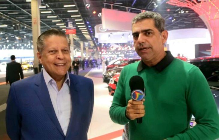 Caoa e Sílvio Menezes