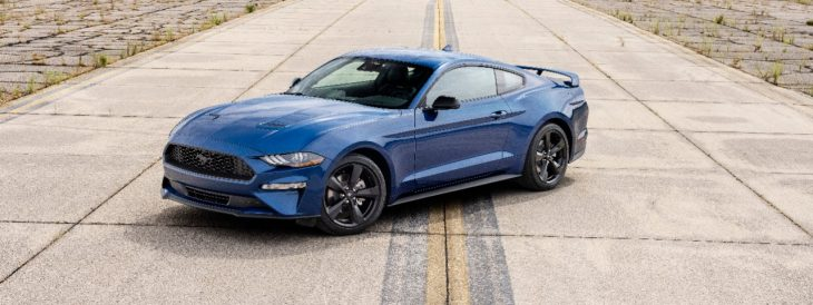 Ford Mustang 2022